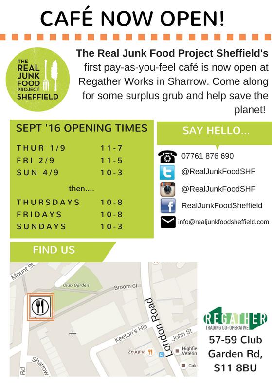 A5 Cafe info flyer 2016