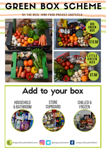 Green Box Scheme_ A4 Poster